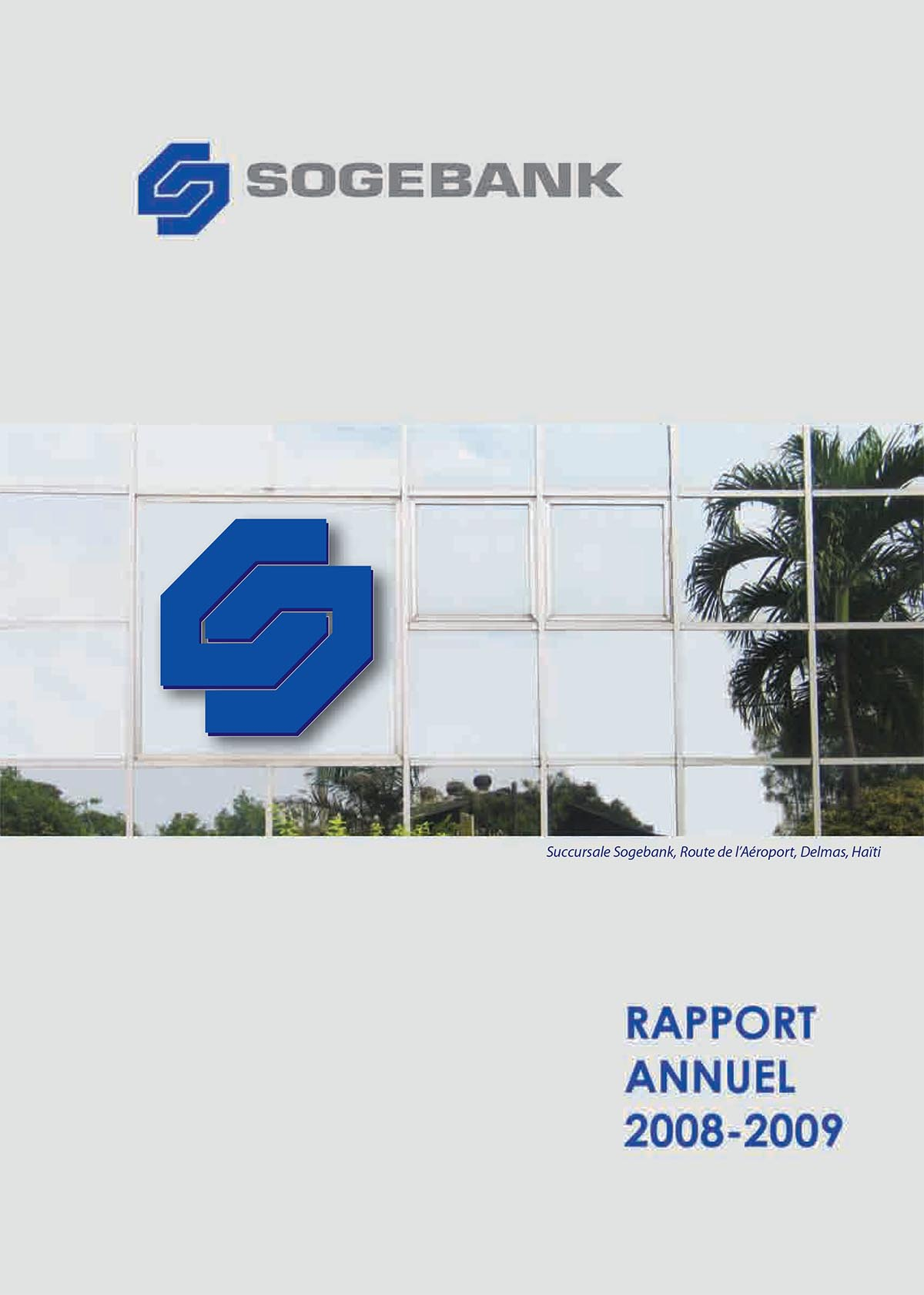 Rapport  Annuel 2008 – 2009