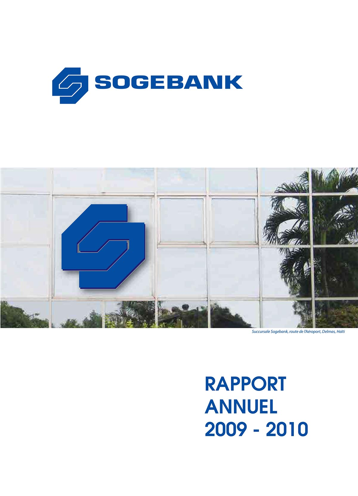 Rapport  Annuel 2009 – 2010