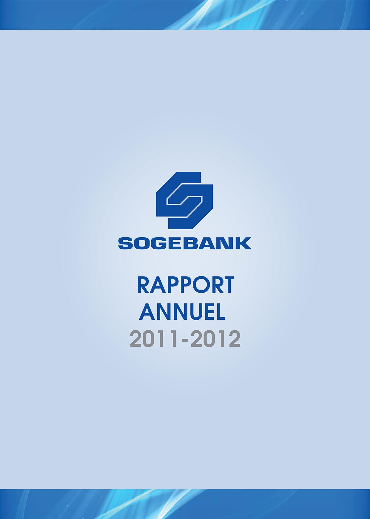 Rapport  Annuel 2011 – 2012