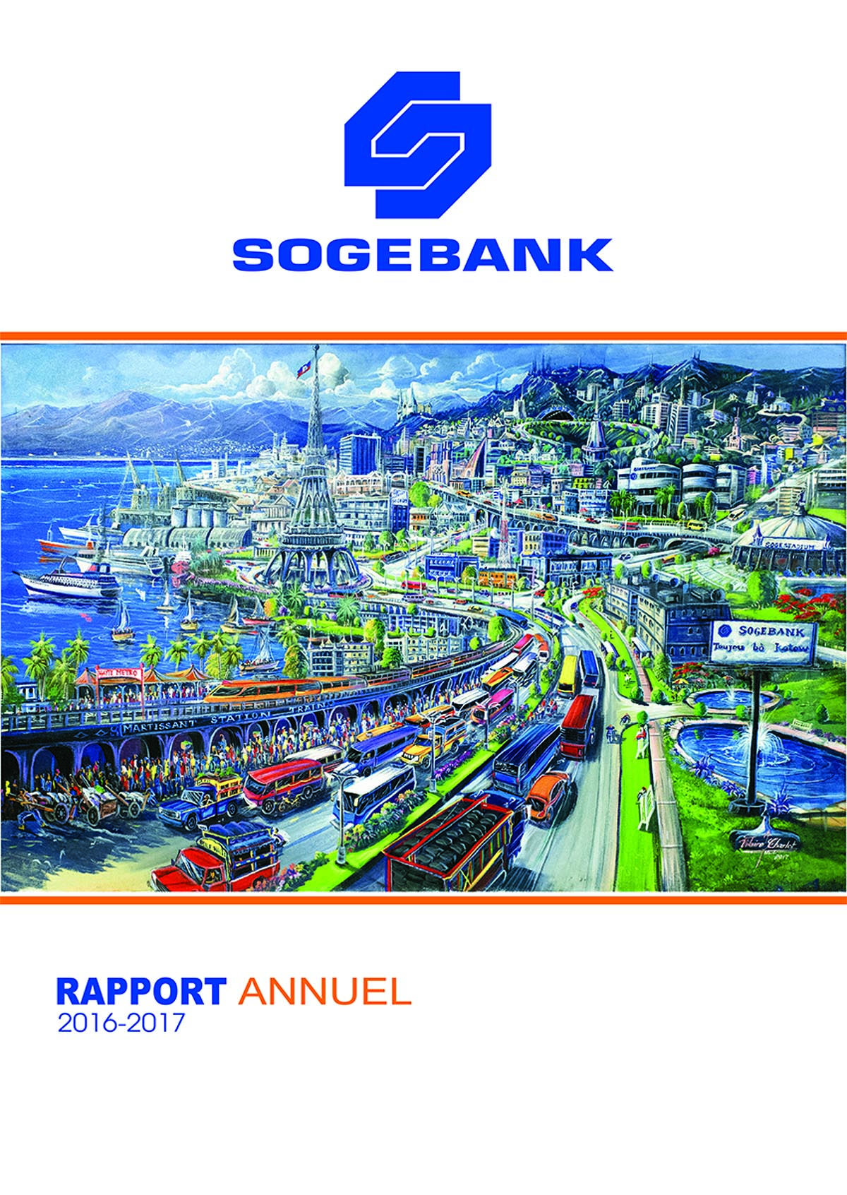 Rapport  Annuel 2016 – 2017